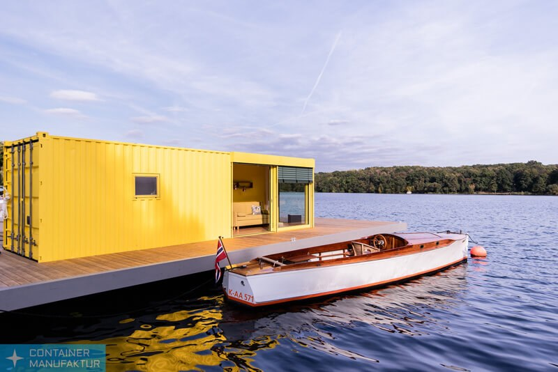 Conbriggi Hausboot 10
