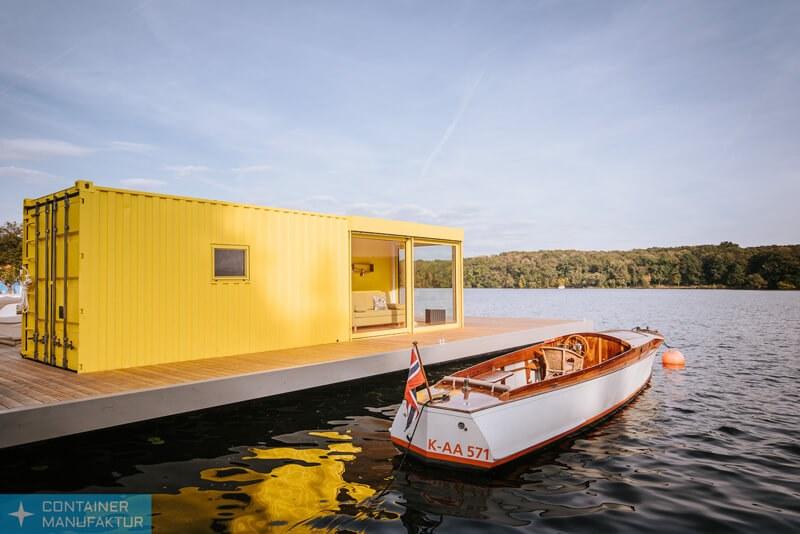 Conbriggi Hausboot 1