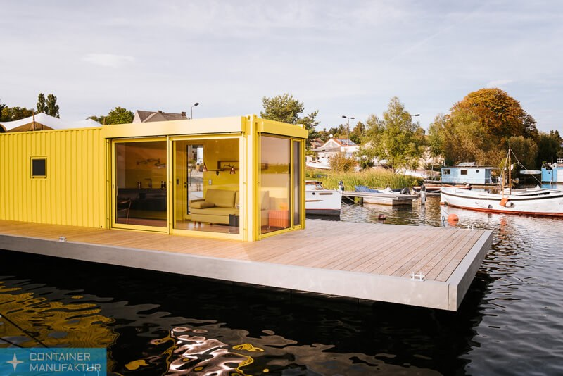 Conbriggi Hausboot 8