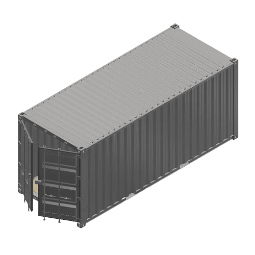 Containerumbau 20ft