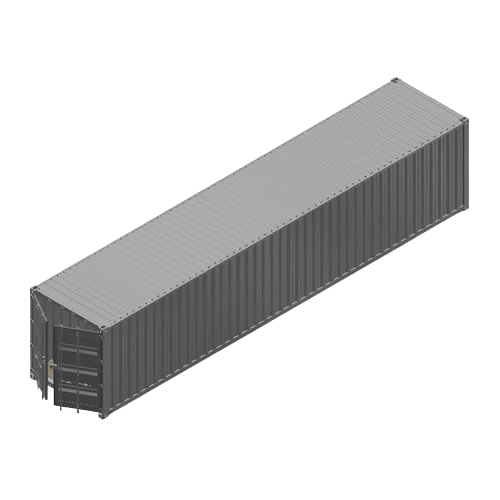 Containerumbau - 40ft