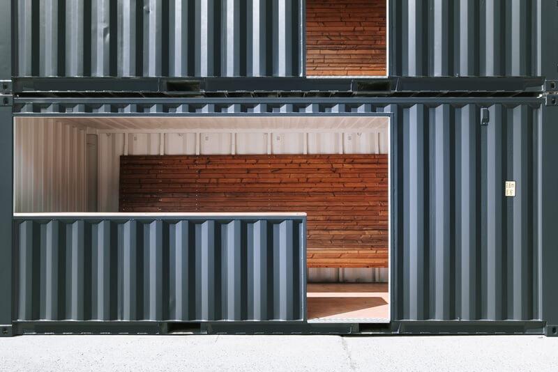 Raucher Container 9