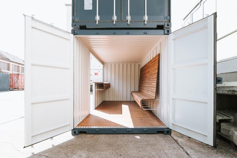 Raucher Container 3