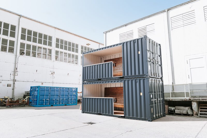 Raucher Container 1