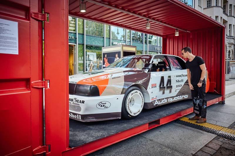 Audi & FIAT Shows 1