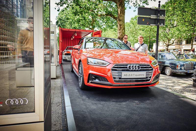 Audi & FIAT Shows 2