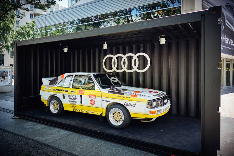 Audi & FIAT Shows 3