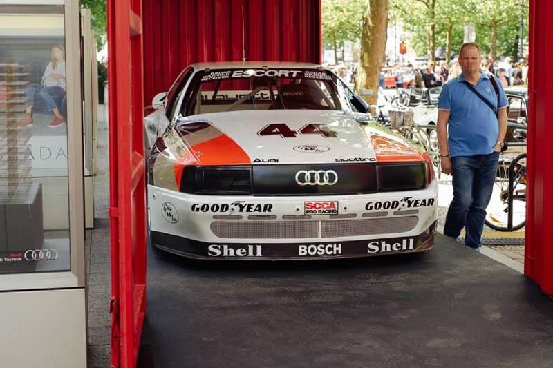Audi & FIAT Shows 4