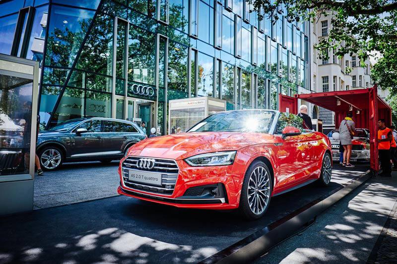 Audi & FIAT Shows 5