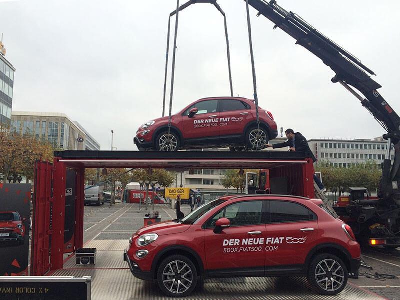 Audi & FIAT Shows 9
