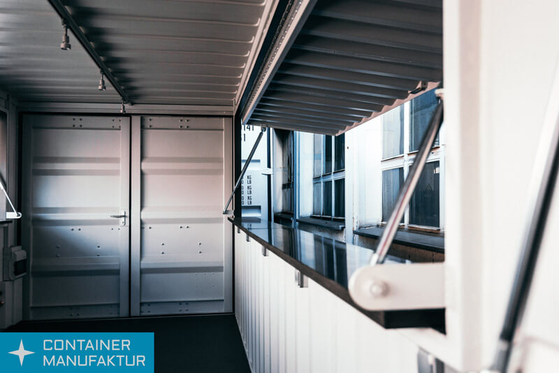 Barcontainer 20ft 7