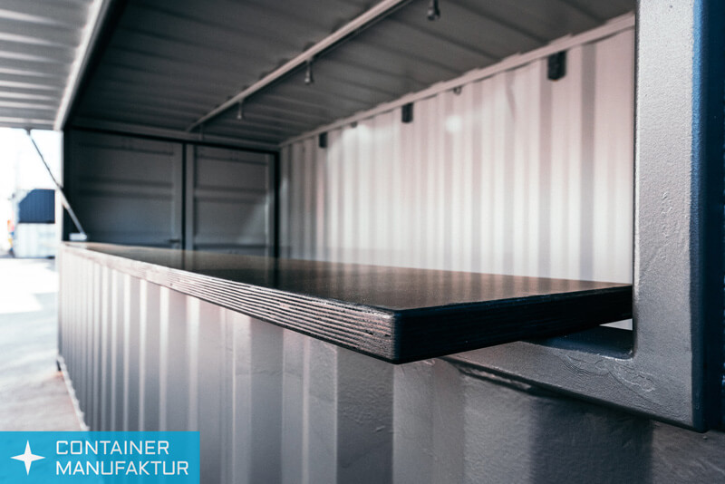 Barcontainer 20ft 4
