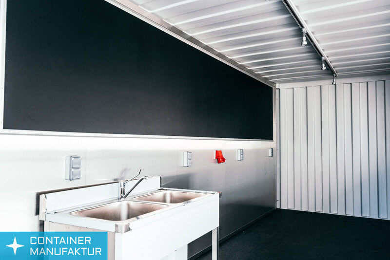 Barcontainer 20ft 5