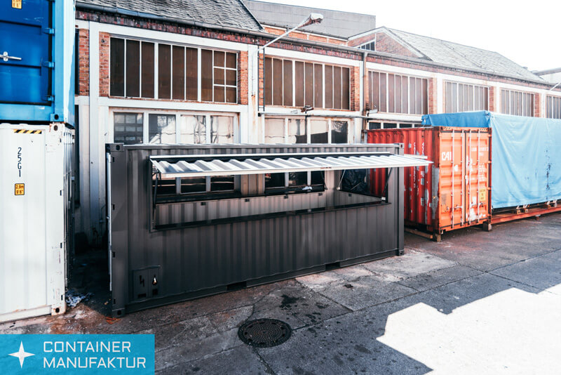 Barcontainer 20ft 10