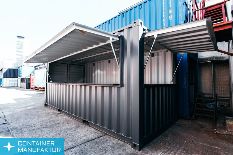 Barcontainer 20ft 2
