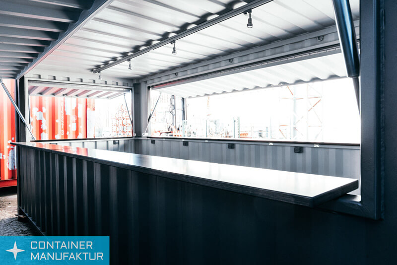 Barcontainer 20ft 1