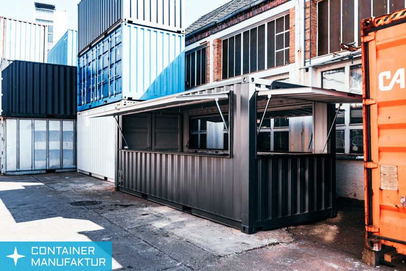 Barcontainer 20ft 9